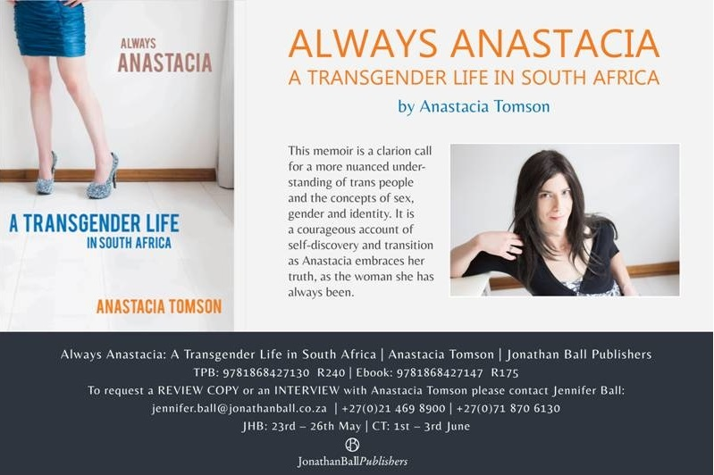Anastacia Tomson by press release