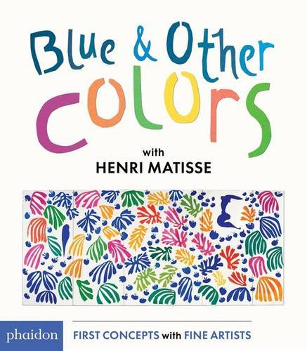 Blue  Other colors by Henri Matisse