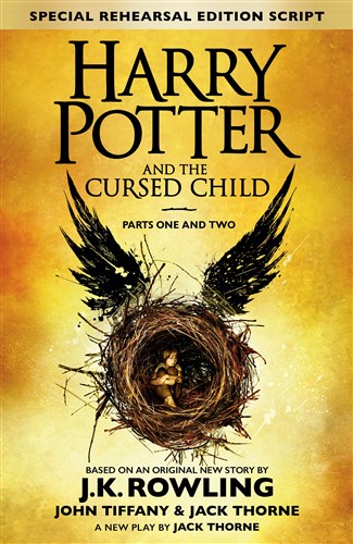 Harry Potter and The Cursed Child-  Parts 1  2  Special Rehearsal Edition