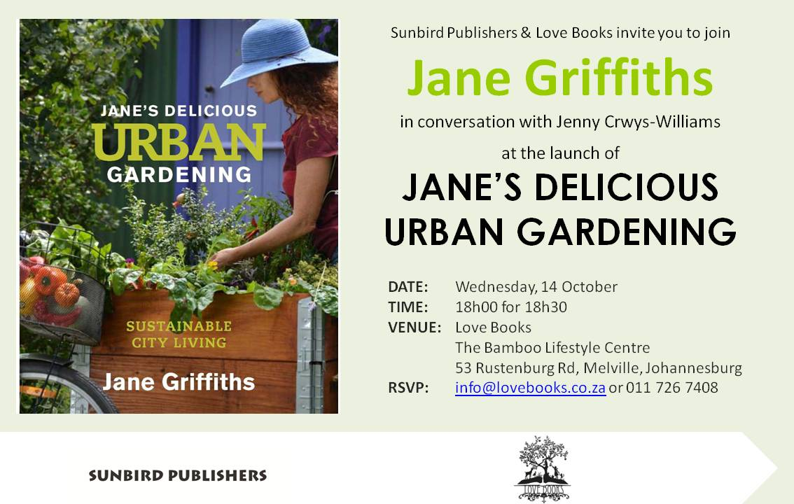 Invitation Jane Griffiths