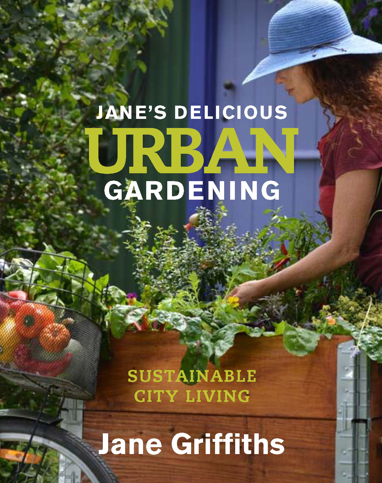 Janes Delicious Urban by Jane Griffifths - Copy