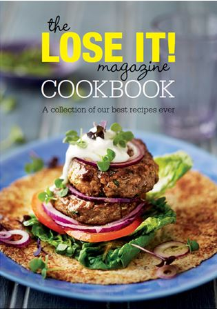 Lose It Cookbook