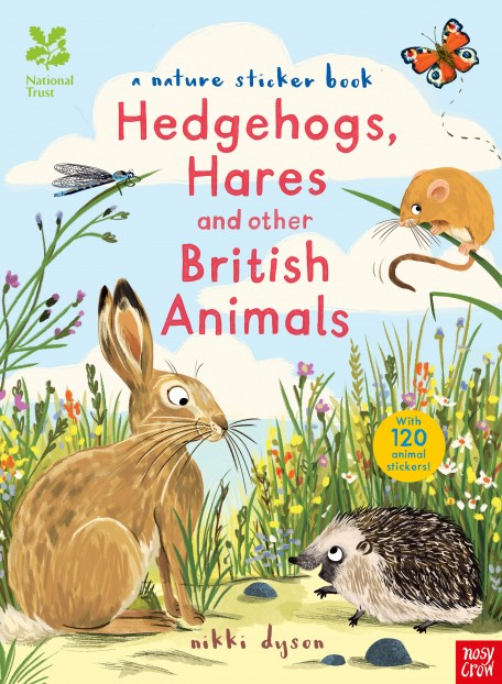 National Trust- Hedgehogs Hares and Other British Beasts-