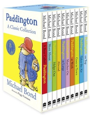 PADDINGTON A CLASSIC COLLECTION