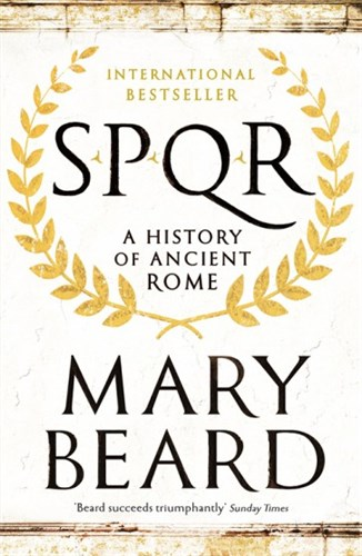 SPQR by Mary Beard 326 x 500