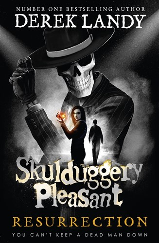 Skulduggery Pleasant 10 Resurrection