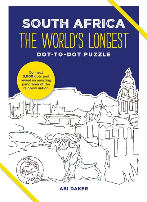 South Africa The Worlds Longest Dot-to-Dot Puzzle