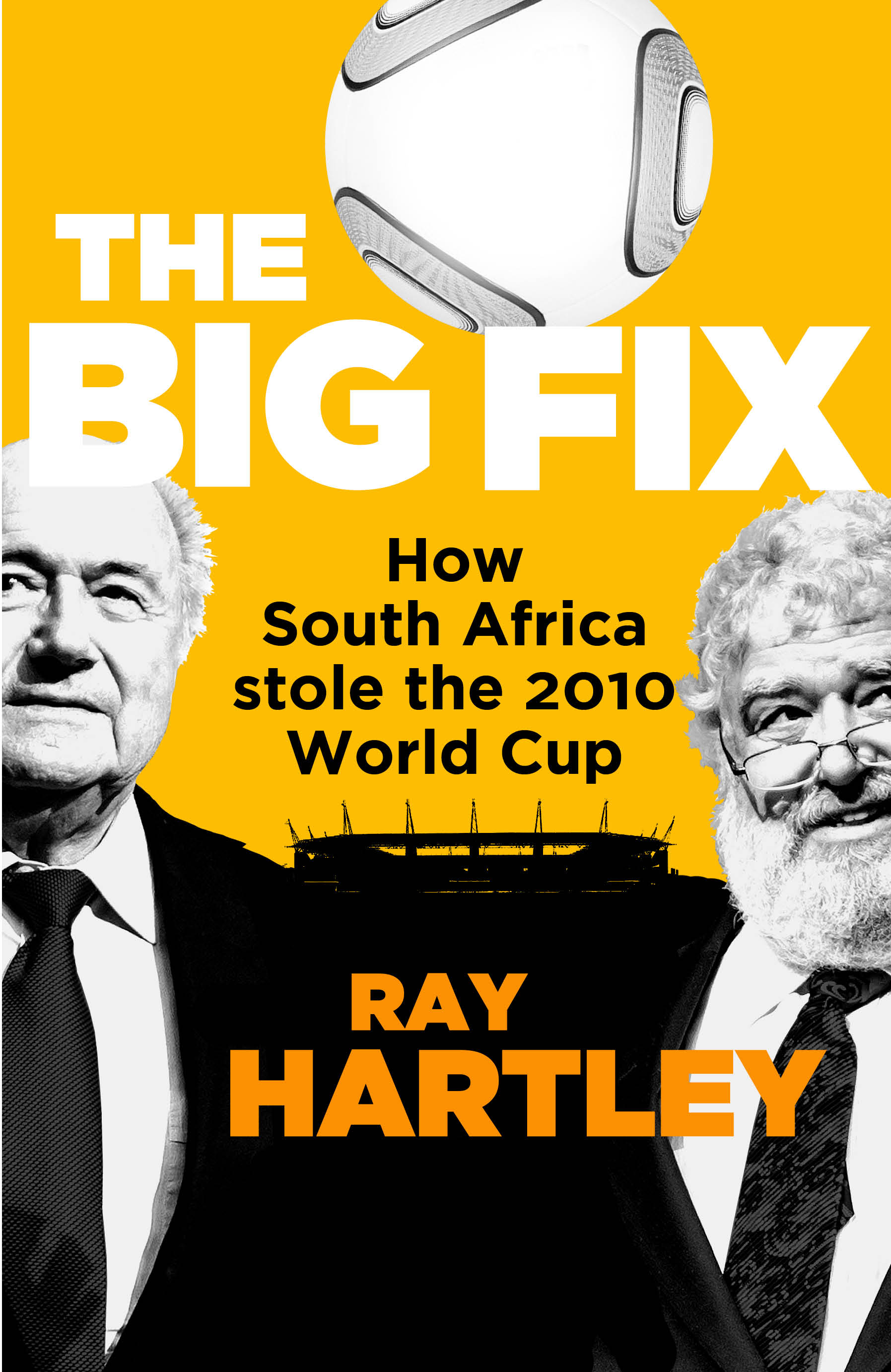 The Big Fix by Ray Hartley