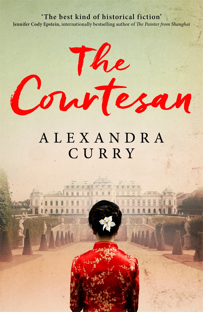 The Courtsean by Alexandra Curry 1