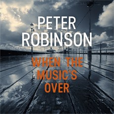 When the musics over by peter robinson