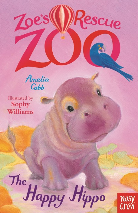 Zoes Rescue Zoo- The Happy Hippo