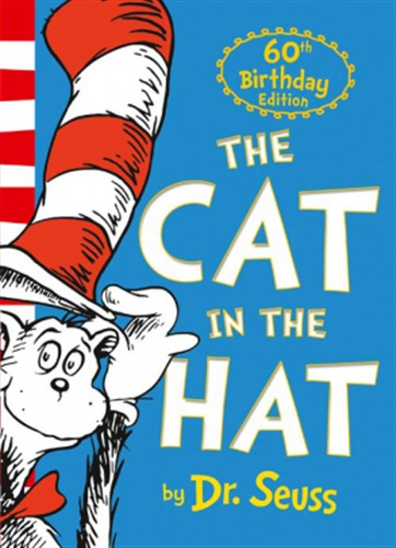 cat in the hat 60th anniversary