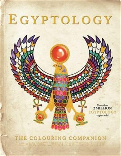 ology 2 Egyptology The Colouring Companion