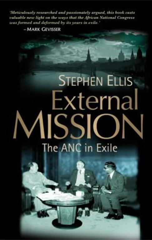 Cover of 'External Mission'