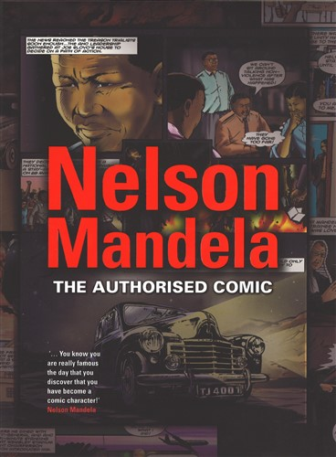 Nelson Mandela : The authorised comic book