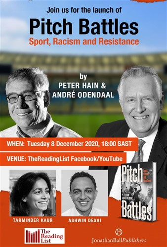 Pitch Battles by Peter Hain and Andre Odendaal