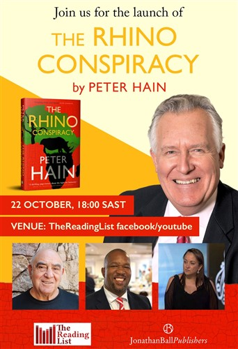 The Rhino Conspiracy by Peter Hain