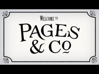 Pages & Co  Tilly and the Bookwanderers   Anna James
