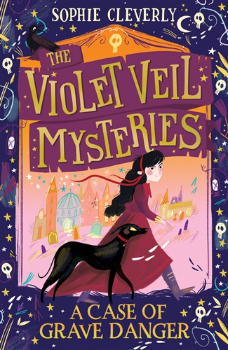 The Violet Veil Mysteries: A Case of Grave Danger