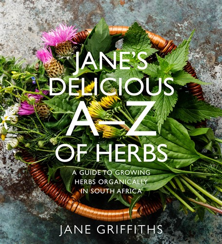 Jane's Delicious A-Z of Herbs